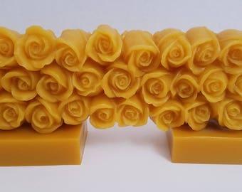 Warm Vanilla Sugar* Rose Loaf