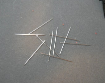 25 Beading Needles (size 13 short)