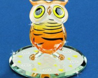 Glass Baron Hoot Owl