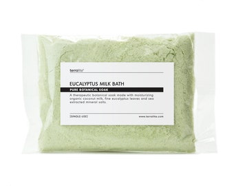EUCALYPTUS MILK BATH {packette}