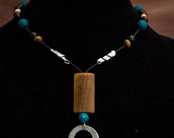 Unique, artistically designed necklace