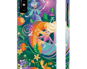 Pumpkin Carriage By Jeff Granito Slim Phone Case