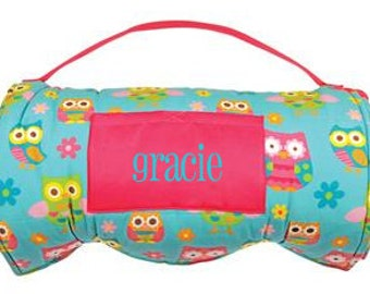 nap pin or green boy jungle girl sleeping for mat toddler kids mats safari toddlers animals child bag