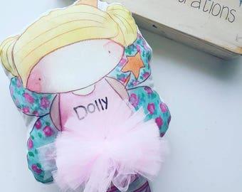 fairy doll cushion