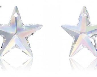 Swarovski 6714 - Star Crystal Pendant
