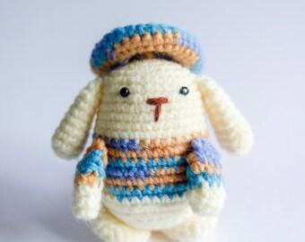 Mr Bandy Crochet Pattern
