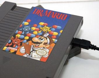 NES Hard Drive - Dr Mario