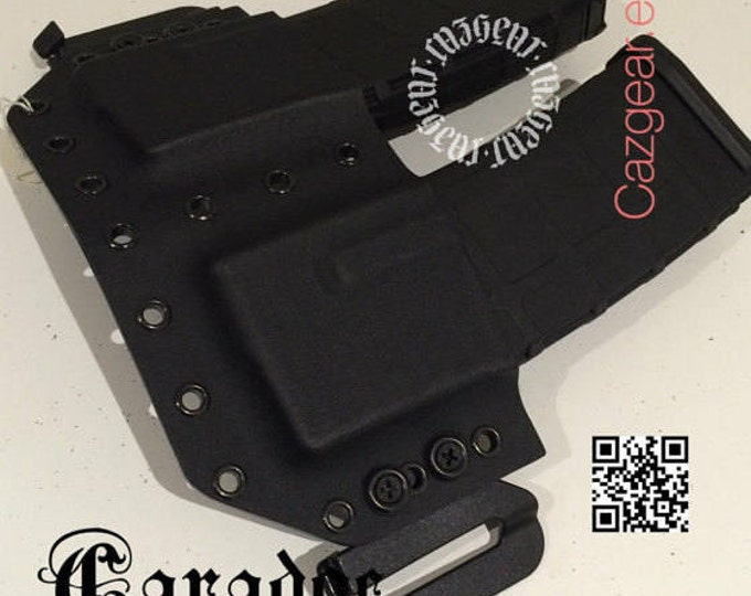 AR-15 Caradoc Reversible Mag Carrier