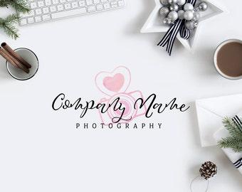 Premade Photography Logo #9, Photographer, Photography Logo, Photo Watermark, Business Logo