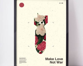 make love | poster | a2