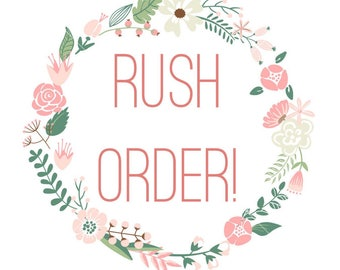 Rush Your Bow Order!