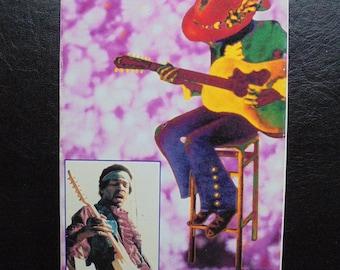 Jimi Hendrix Vintage VHS