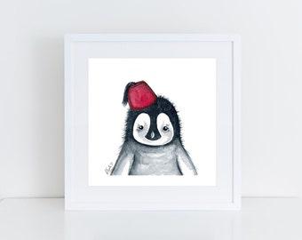Lil' Penguin - Fez