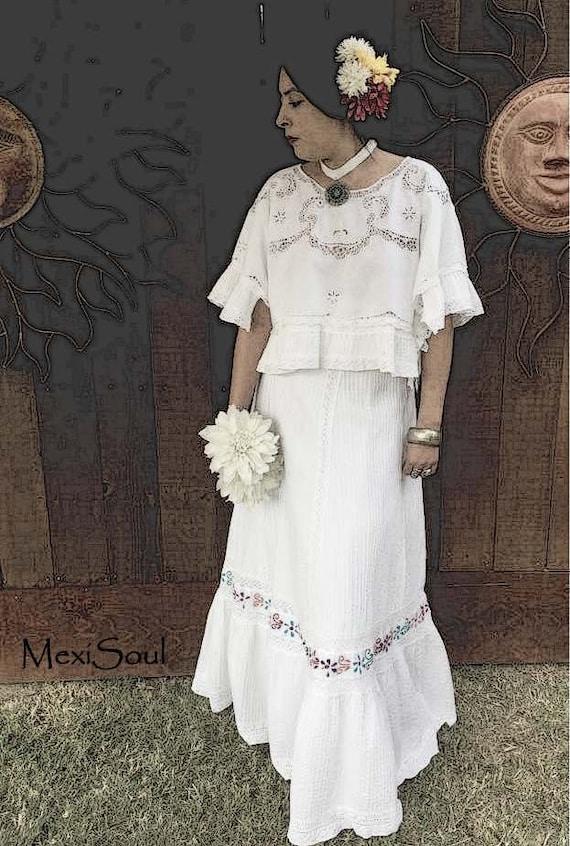 Mexikanische Hochzeit Kleid mexikanische Hochzeit
