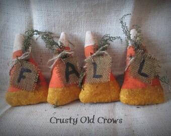 Fall Candy Corn
