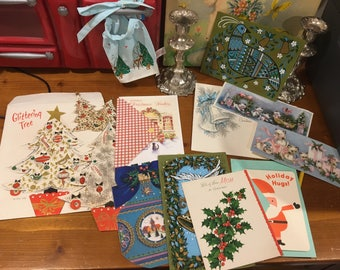 Vintage Christmas Paper Collection