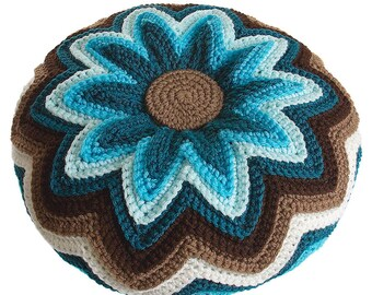Crochet Alicia Collection Pillows pattern pdf