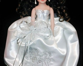 Fairytale Princess Quinceanera Doll
