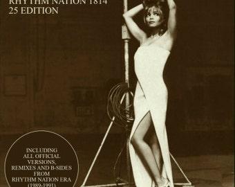 Janet Jackson - Rhythm Nation 1814 (25 Edition) (2014)