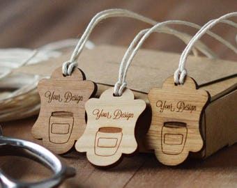 Gift tags, personalized tag, gift tag, custom gift tags, gift tags personalized, custom gift tags, custom swing tags, wooden gift tags