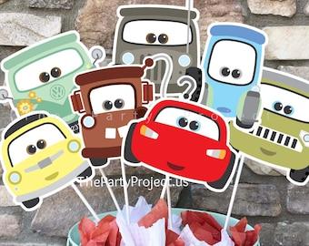 Disney cars party Etsy