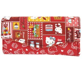 Hello Kitty Necessary Clutch Wallet