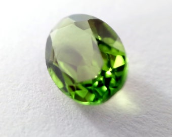 0.70 Ct Natural Russia Green CHROME DIOPSIDE