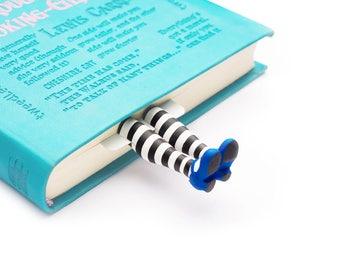 Alice bookmark. Alice in Wonderland. Unusual gift for her, mom, girl, sister, women,  teacher, coworker, student, granny, child, sister