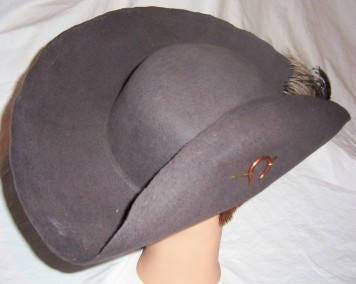 Cavalier Hat in 5 colors and 3 sizes 3MLhoDSA