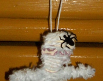 Halloween Mummy Ornament
