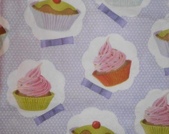 122 cupcake paper towel