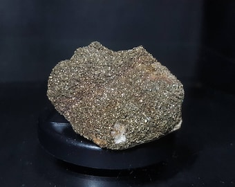 Marcasite on baryte from Poland, marcasite crystals, mineral specimen, healing stone, #M65