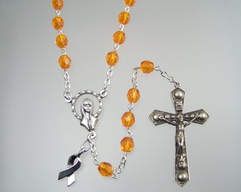 Leukemia Acute Lymphoblastic Leukemia Acute Lymphocytic Leukemia Awareness Rosary