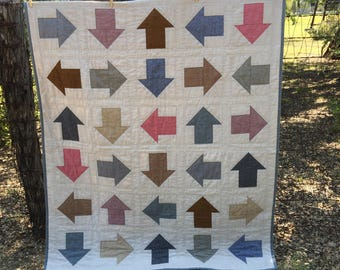 Wandering - A PDF Quilt Pattern