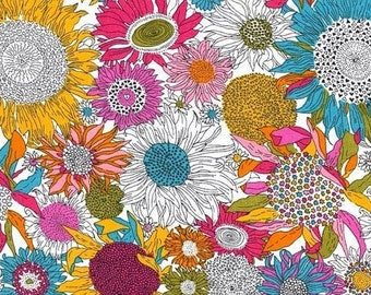 Liberty fabric Tana Lawn Small Susanna  9''x26'' Fat Eighth - Classic Collection