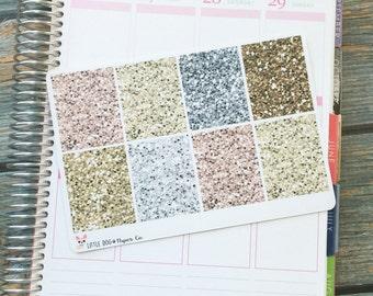 Glitter Full Boxes // Neutrals