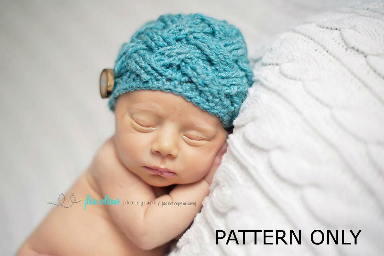 Crochet hat patterns beanie crochet pattern boys hat zoom bankloansurffo Image collections