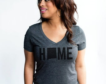 T-Shirt - New Mexico HOME Women's Tee