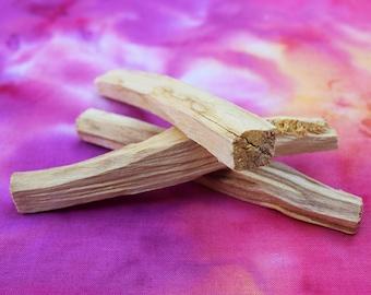 Palo Santo Holy Wood Sacred Incense Stick, Good Vibes, Positive Energy, Smudge Incense, Palo Santo Sticks, Natural Incense South America
