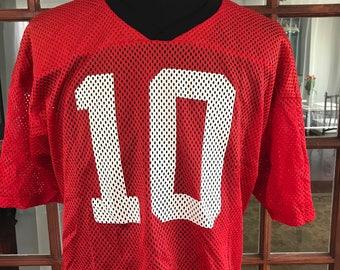 Vintage 1990's Mesh Football Shirt