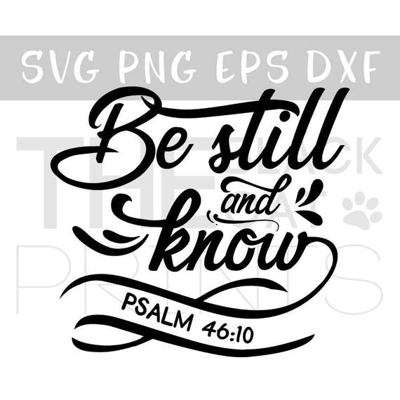 Bible verse svg for Cricut Svg cut file Vector cutting file |Bible Svg Files