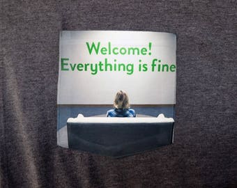 The Good Place - Pocket T-Shirt