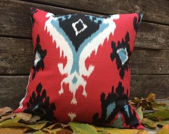 Aztec Throw P - Prairie Faith Designs
