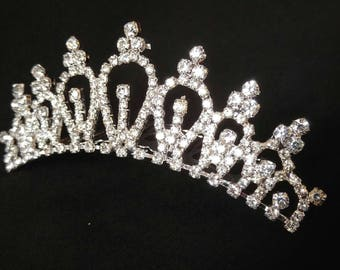 Princess tiara for little girls and Adults