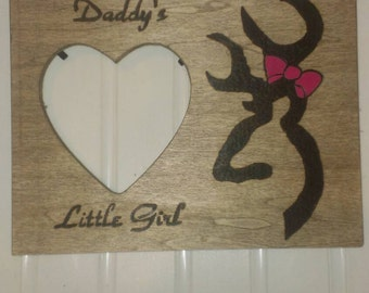 Daddy's Little Girl picture frame.