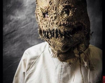 Scarecrow Mask inspired by Batman Begins