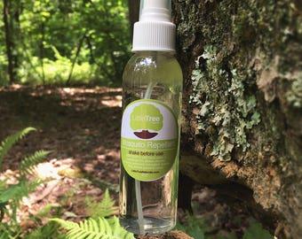Citronella & Catnip Mosquito Repellent- Organic. All Natural. Homemade. Vegan.