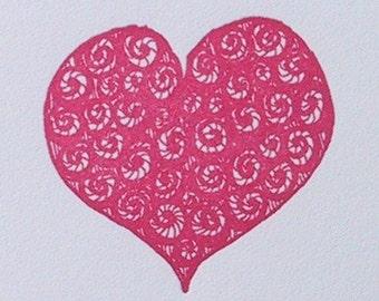 I Love You or My Heart Swirls