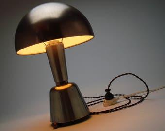 Italian Rationalist/Art Deco desk lamp by Magilux