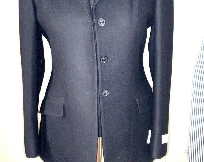 RJ Classic Ladies Medium Wt Melton size 10R